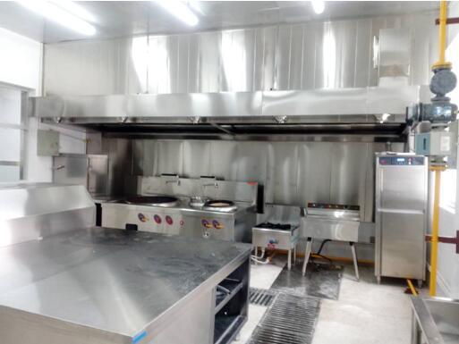 火头军商用厨房设备《中航工业陕飞集团》案例