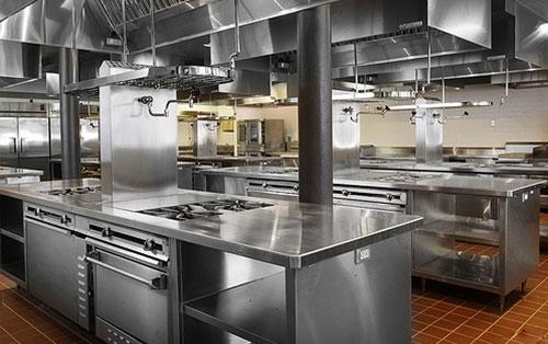 酒店餐饮厨房设备工程