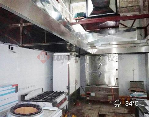 LONPON商用厨具——厨房工程施工值得注意的地方
