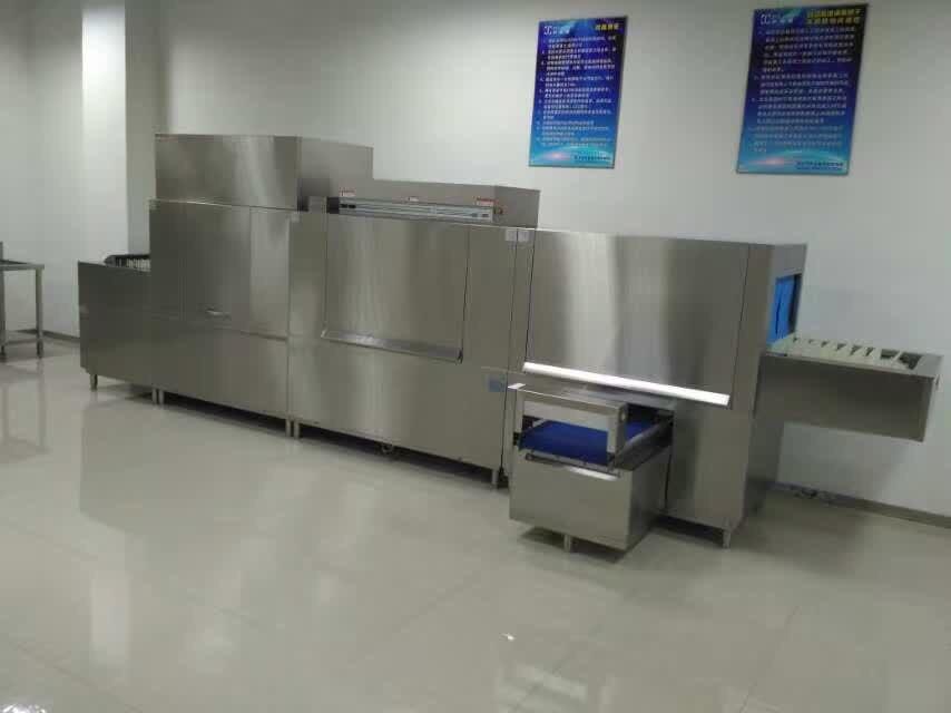 洗碗机在酒店厨房设备管理中的优势