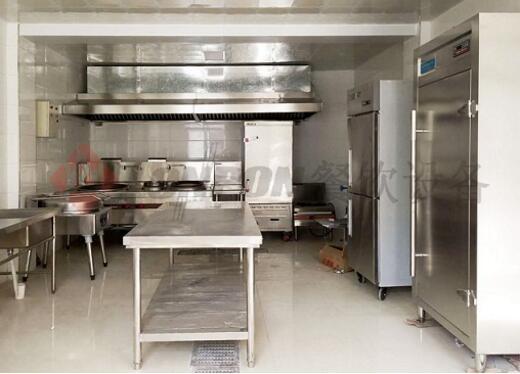 酒店厨房设备——改变一点点,后厨效率高一倍