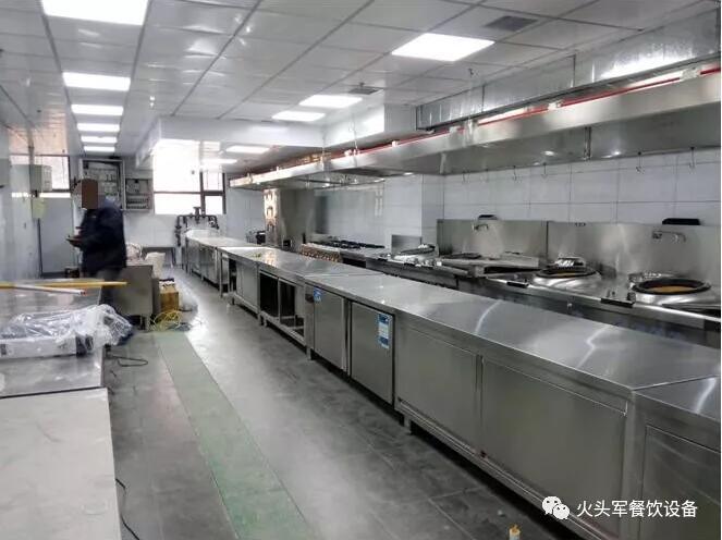 南京厨房设备公司——不锈钢厨房设备的消毒方法
