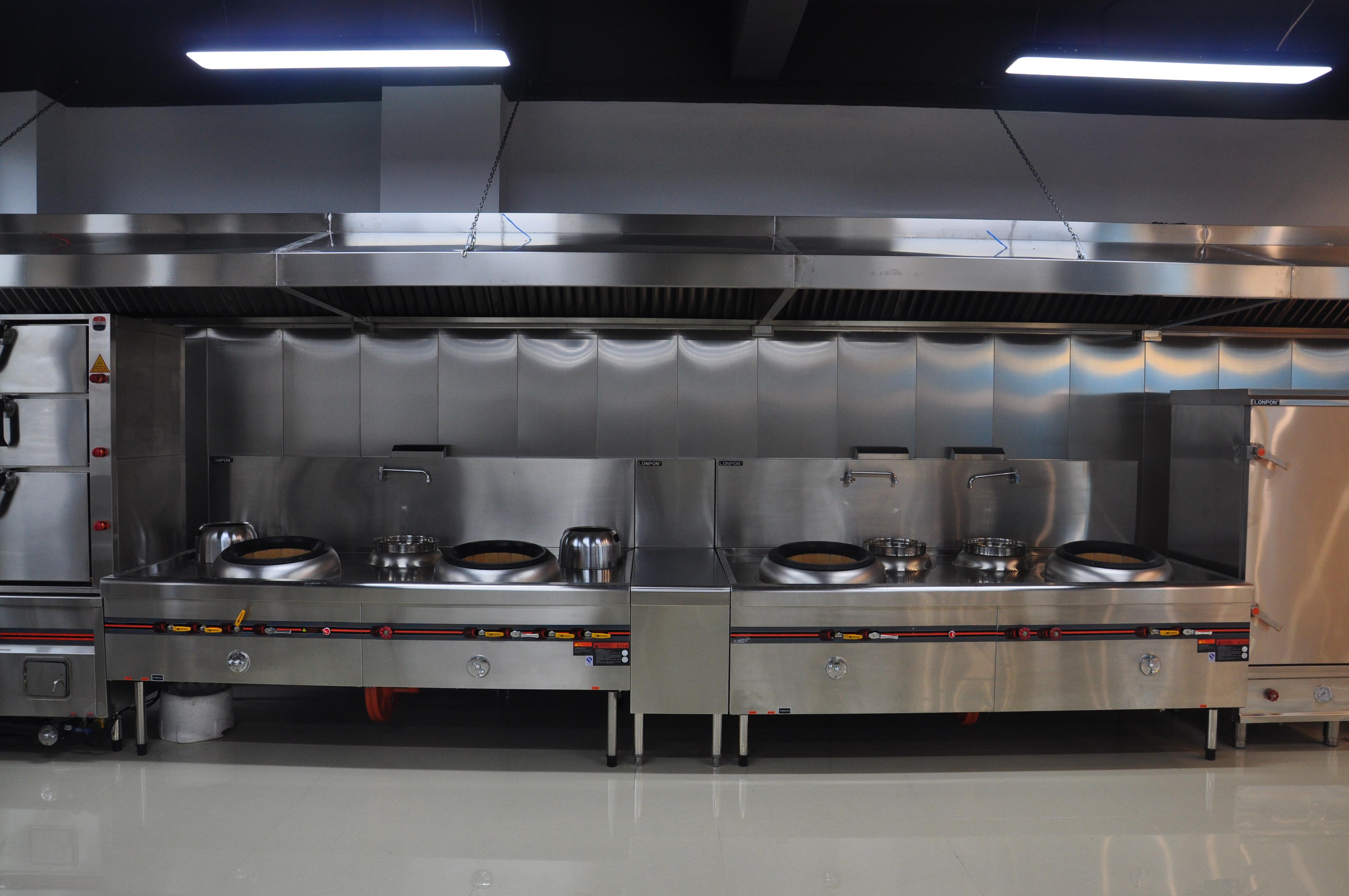 饭店厨房设备——饭店商用厨房规划有哪些要求