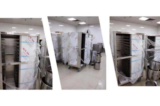 江苏省中医院餐车厨房设备定制