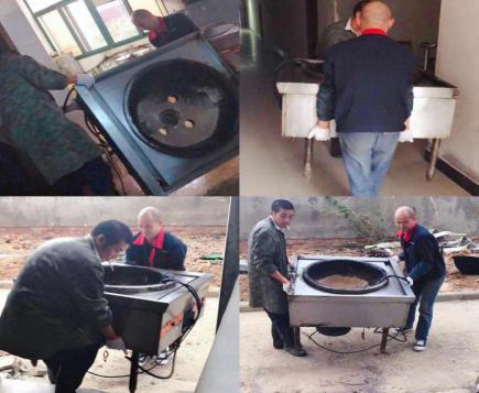 商用厨具-火头军拆卸旧设备收费吗?