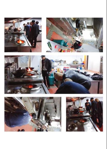 洋珠巷火锅店厨房设备安装