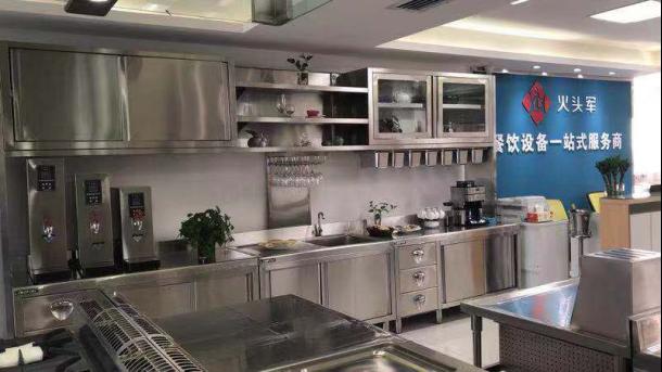 商用厨房如何才能最大程度做好收纳