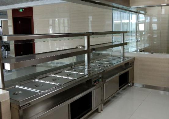 酒店厨房流程对房屋的设计至关重要