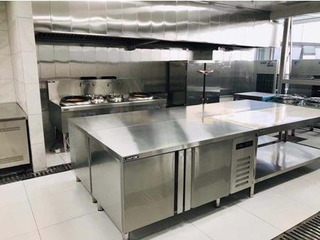 商用厨房排烟系统要定期清洗,保障厨房安全运作
