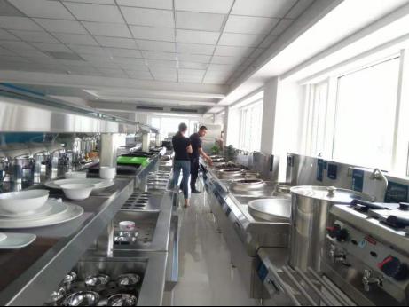 商用厨具设备——九九重阳,久别重逢