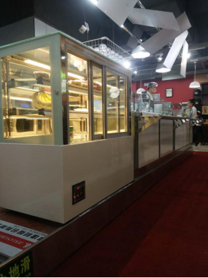 商用厨具——自助售饭系列厨房经典案例