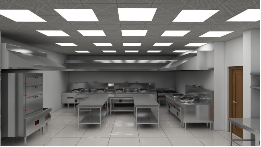 商用厨房——餐饮店如何合理布局?