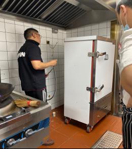 商用厨房设备-----新湘悦厨房设备维修