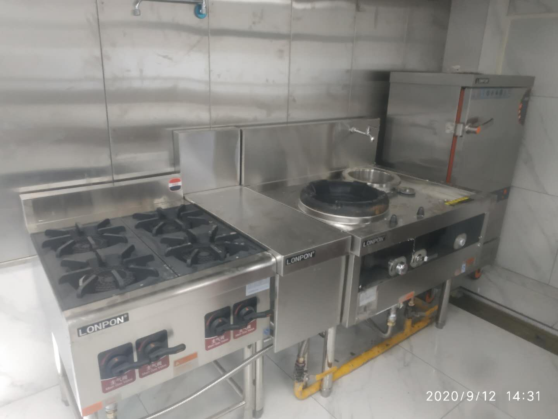 欧亚国际厨房设备安装