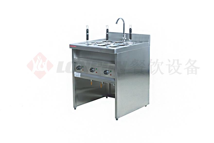 西式喷流式电煮面炉